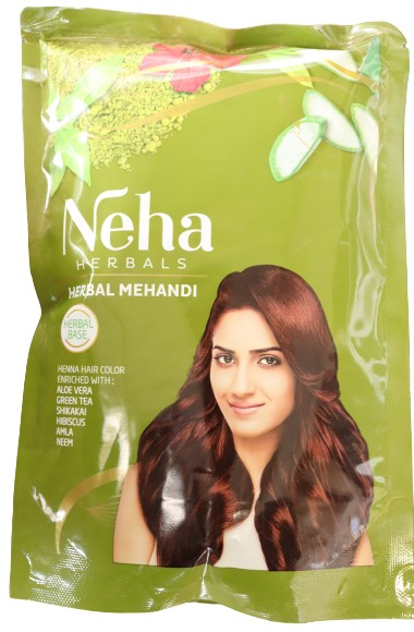 Neha Herbals Mehandi 140g
