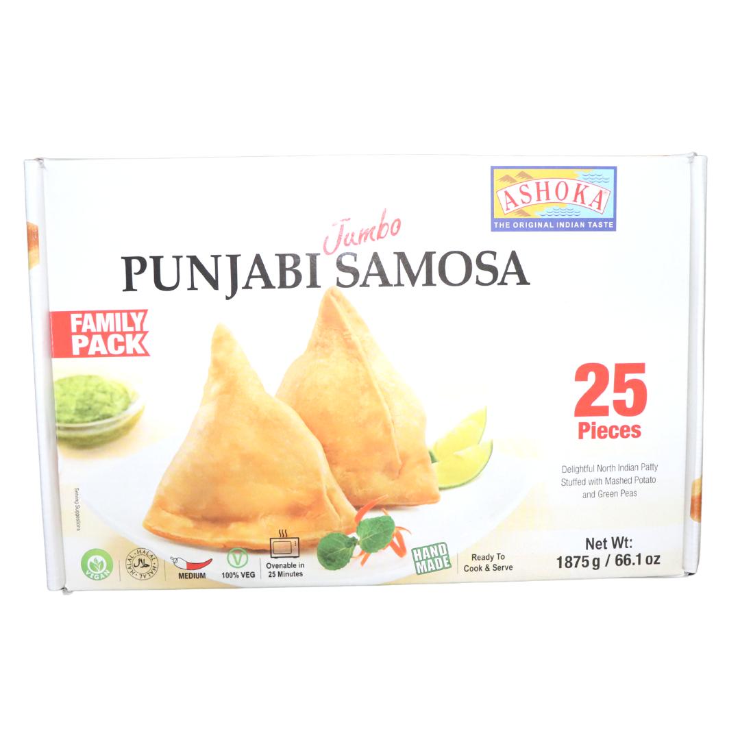 Ashoka Punjabi Samosa 25 Pieces