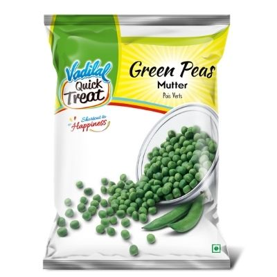 Vadilal Green Peas 312g