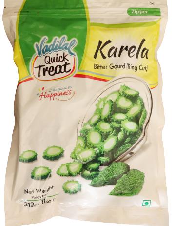 Vadilal Karela (Bitter Gourd)  312g