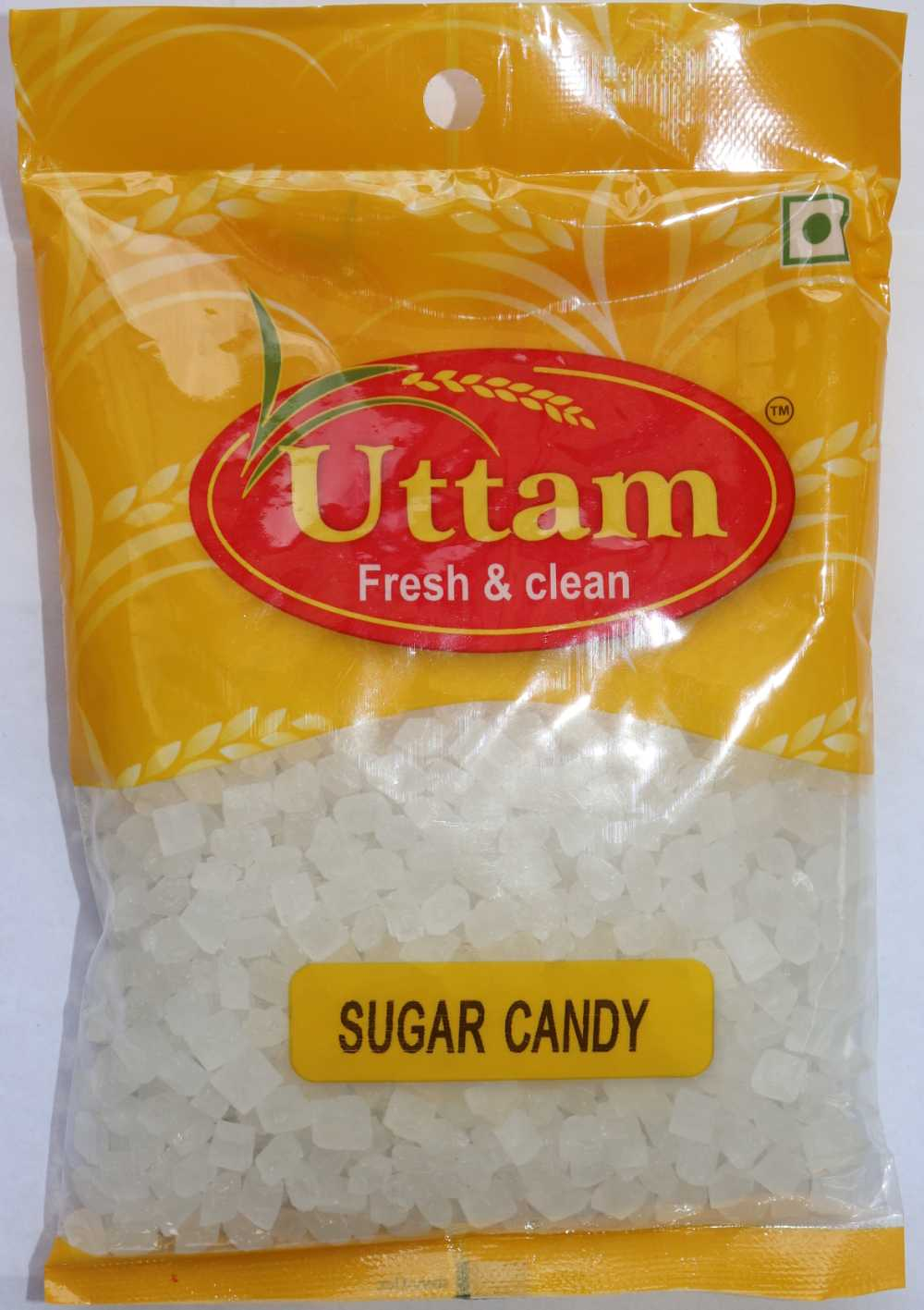 Uttam Sugar Candy Cubes 200g