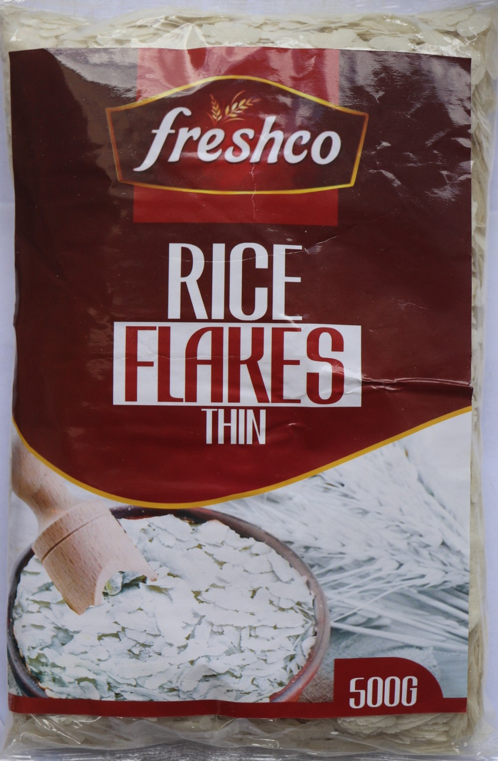 Freshco Rice Flakes Thin (Poha) 500g