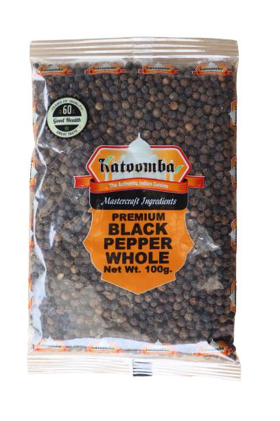 Katoomba Black Pepper 100g