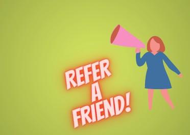 Refer a Friend & Get 10% OFF